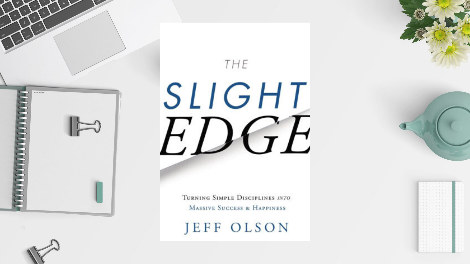 The Slight Edge book