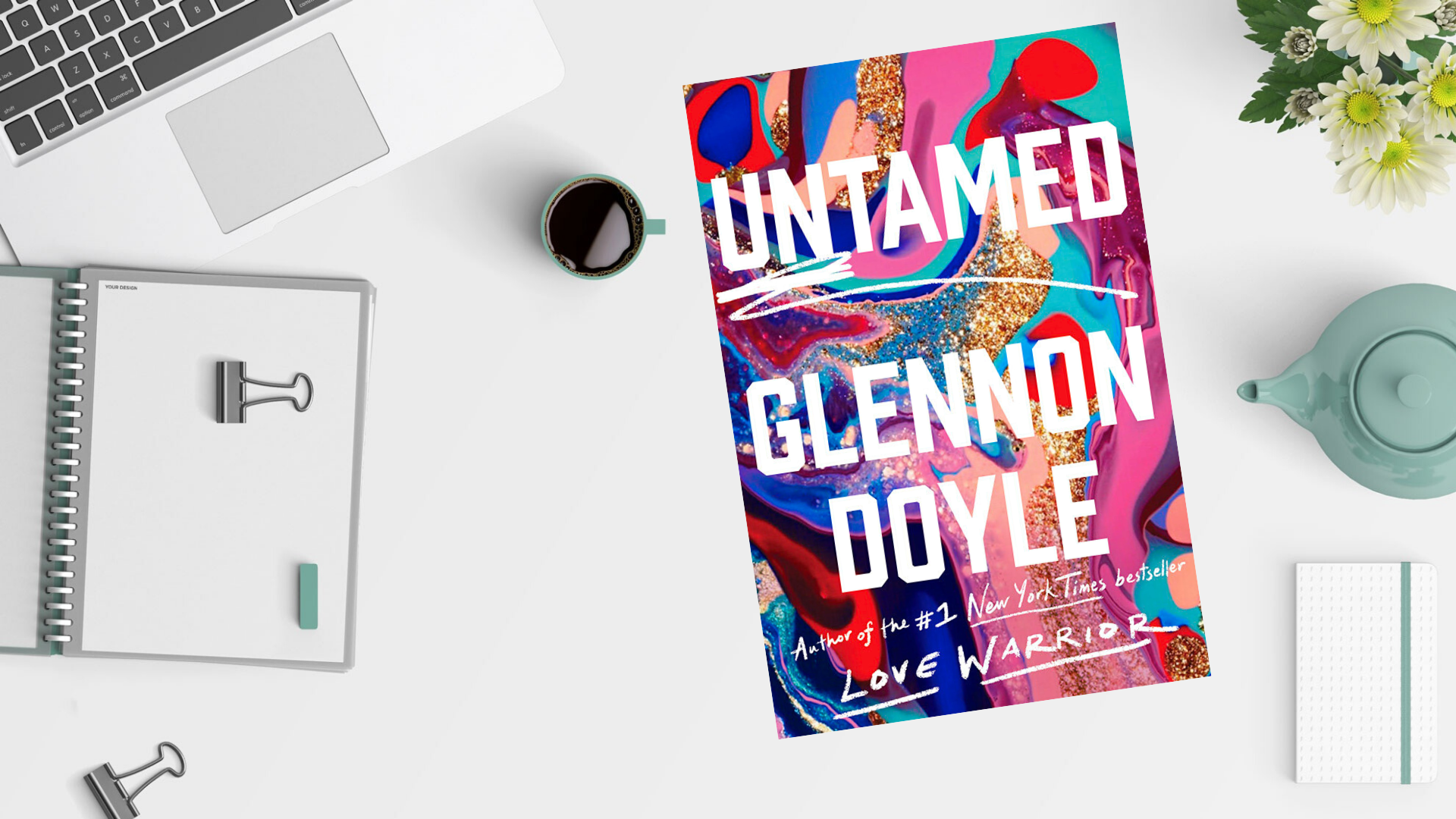Untamed book by Glennon Doyle