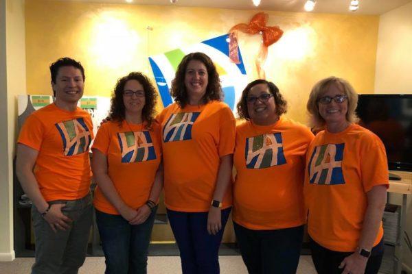 Leadership Arts Associates group photo