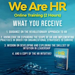 We Are HR (2-Hour Training Event)