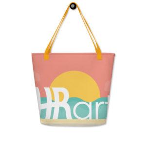 HRart Tote Bag