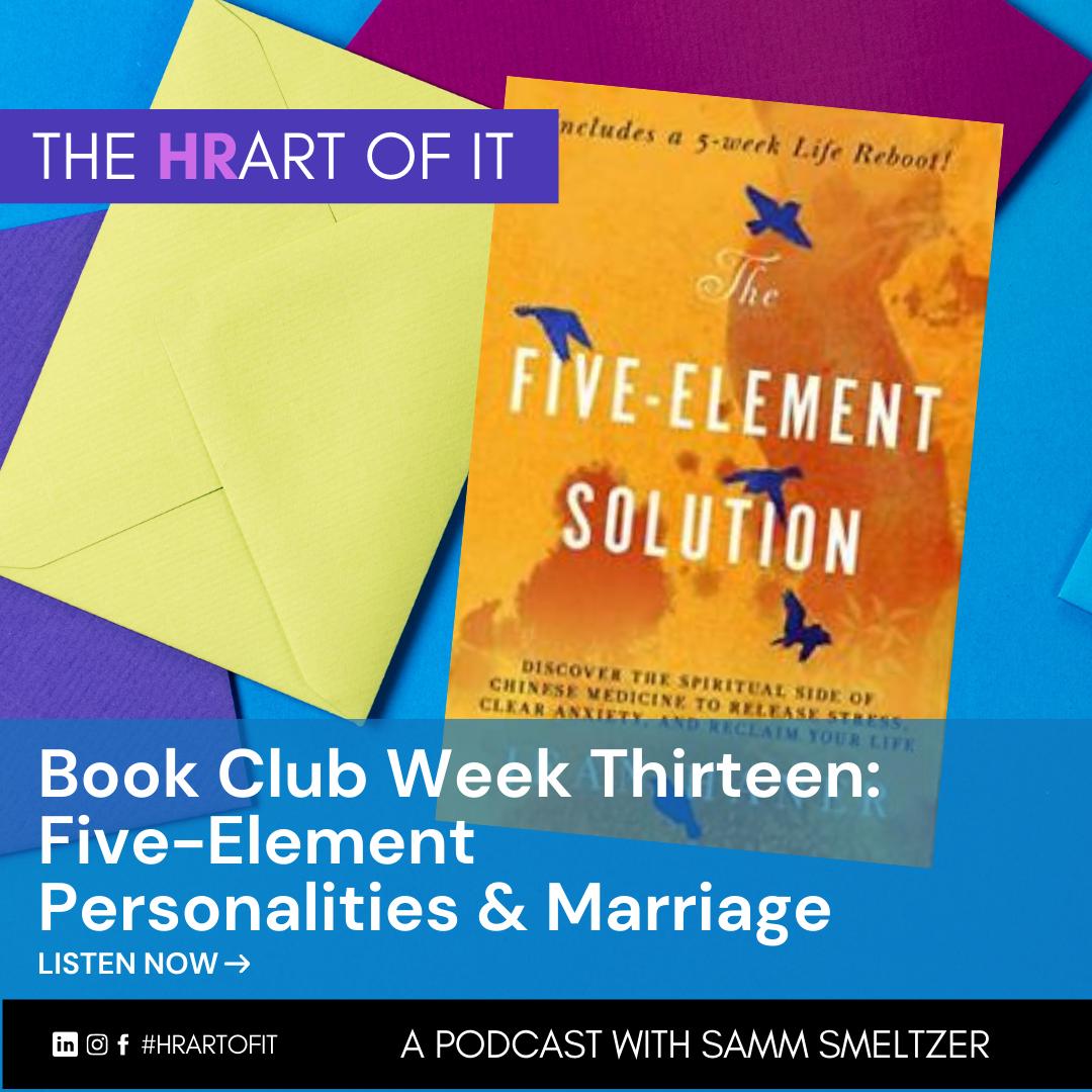 Five Element Personalities