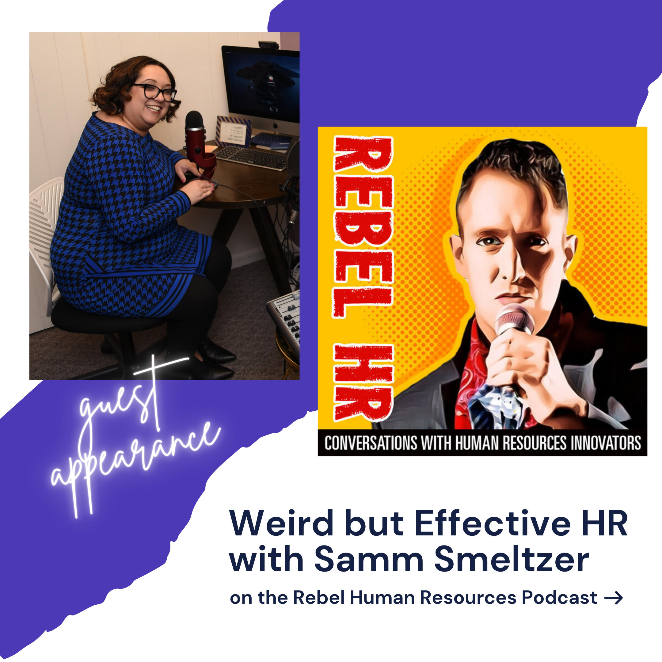 Read more about the article Weird but Effective HR with Samm Smeltzer