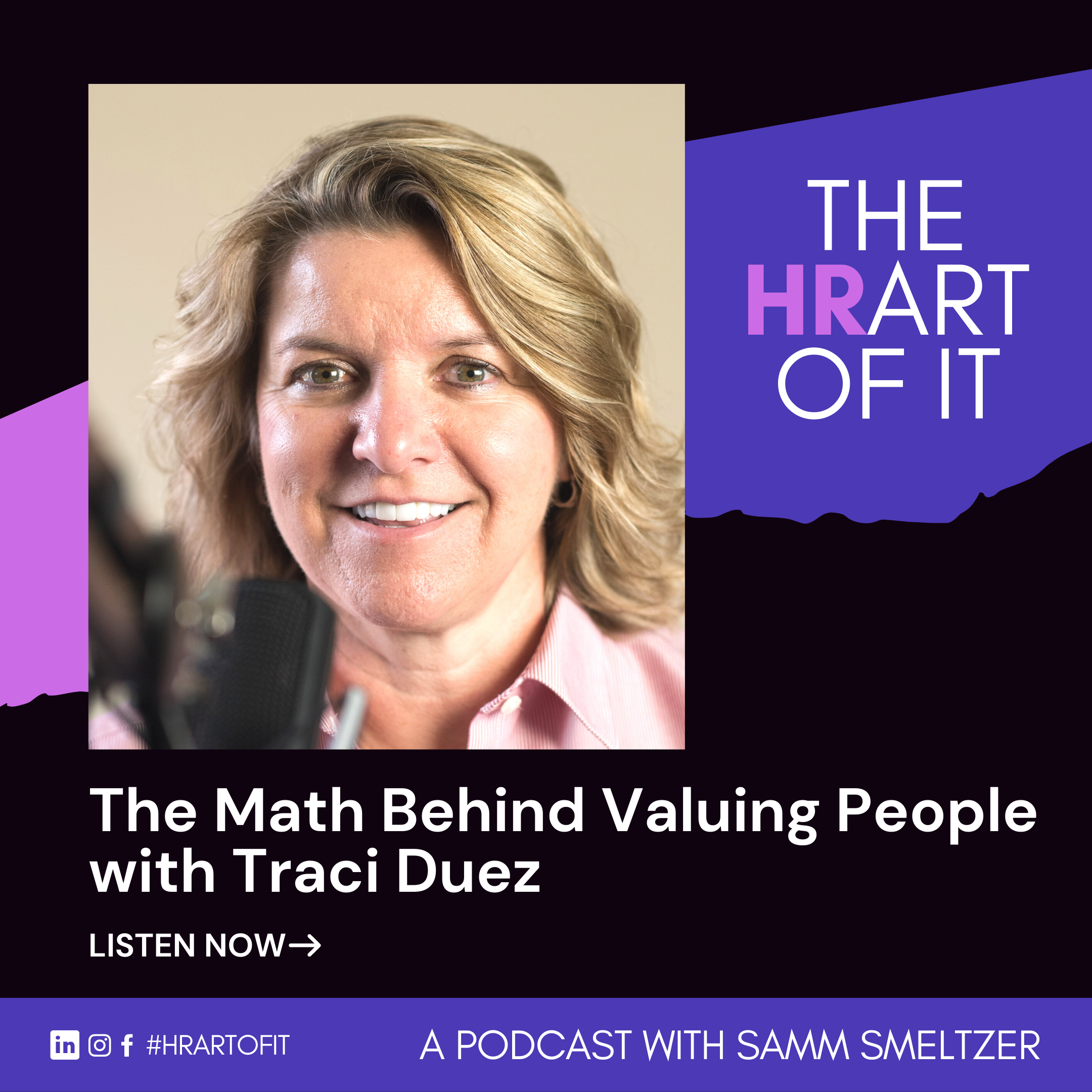 The Math Behind Valuing People with Traci Duez