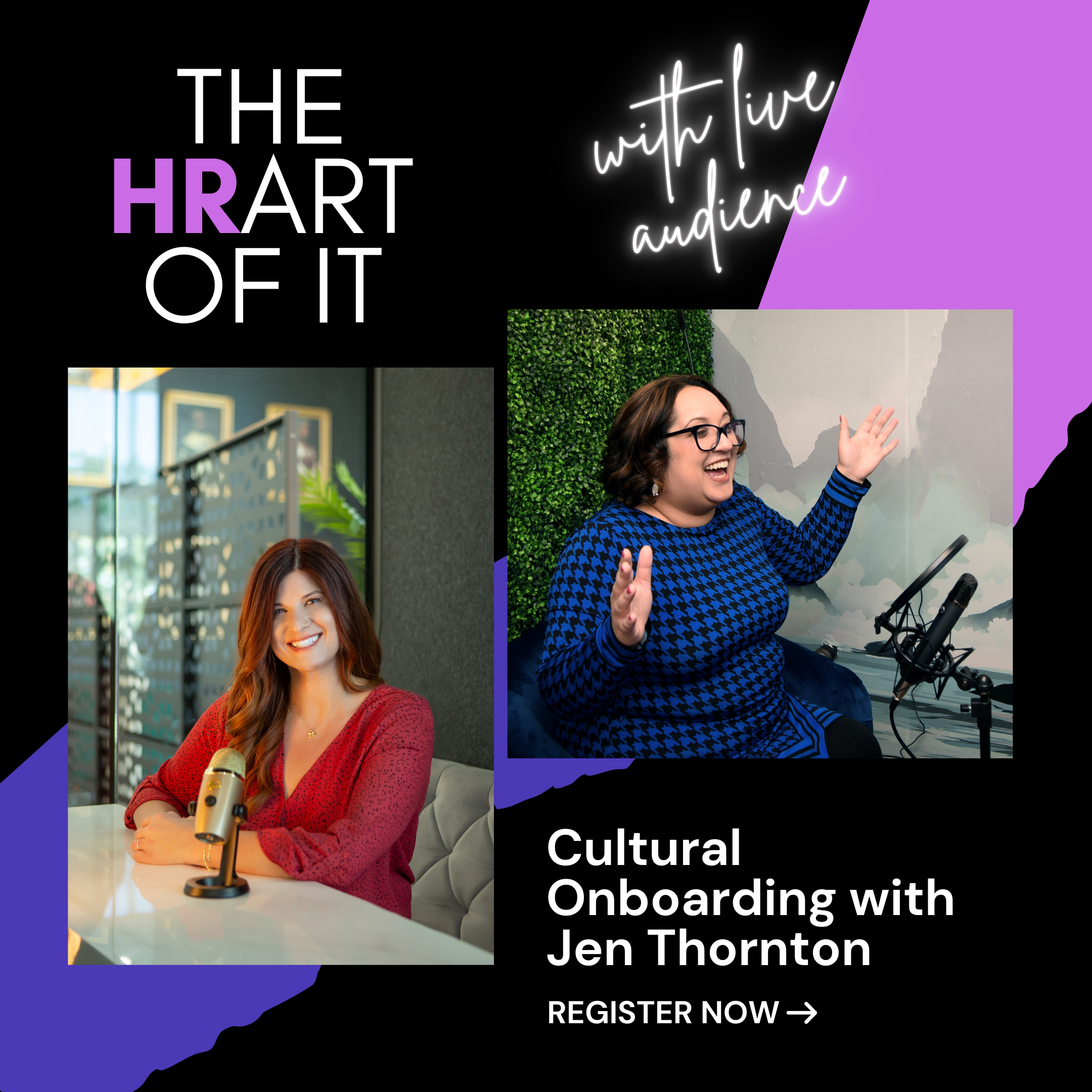 Cultural Onboarding with Jen Thornton